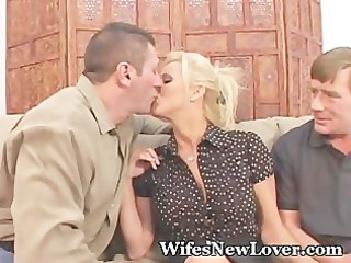 new paramour for wife with pussy hubby