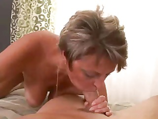 mom like to engulf my cock