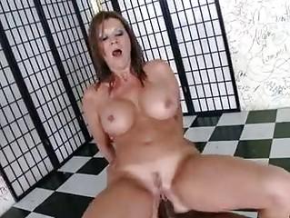 breasty matured raquel devine sits her moist wet