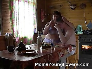 he is copulates fat mature housewife