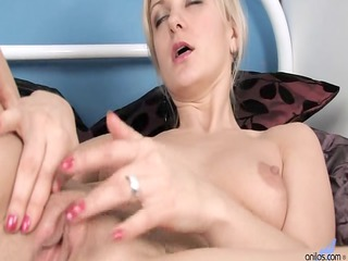 petite mother i with big teats bonks fake penis