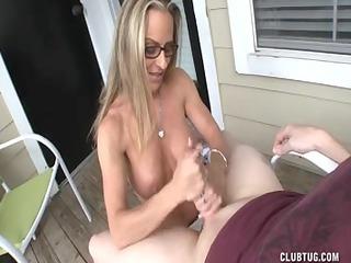 lascivious mother id like to fuck lube handjob