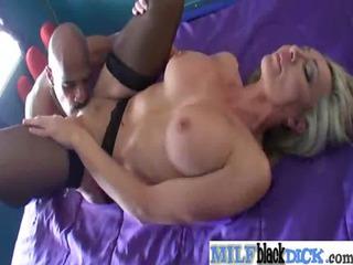 breasty milfs get screwed by darksome cocks