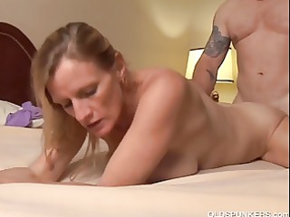 concupiscent mature trailer trash can to fuck