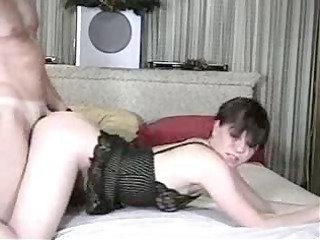 amateur old boy with hawt playgirl