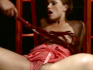 milf gets dominated by younger paramour