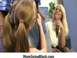 mother i porno scene : interracial black cock