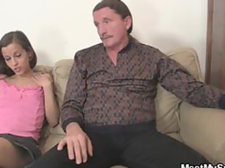 he is finds his gf fucking with his parents