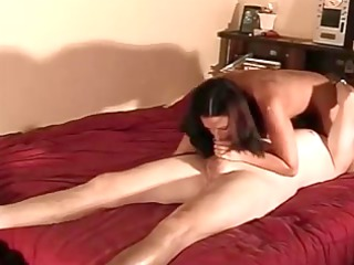 amateur curvy wife creampied on real homemade
