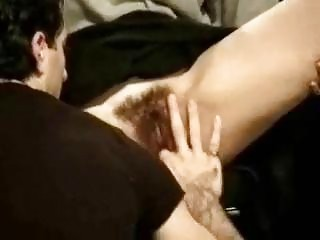 hairy amateur aged with glasses screwed