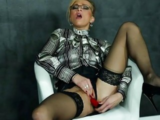 masturbating d like to fuck in blouse and
