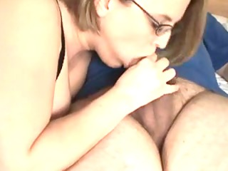 lascivious wife drilled and facialised during the