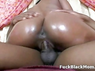 darksome breasty slutty mom screwed and licked