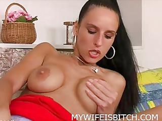 wife dildo fuck