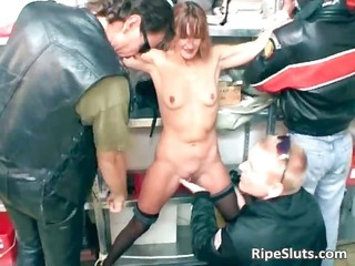 hawt and sexually excited aged bitch acquires