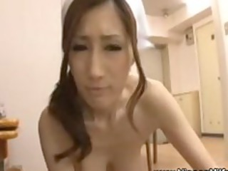 oriental older d like to fuck gives handjob
