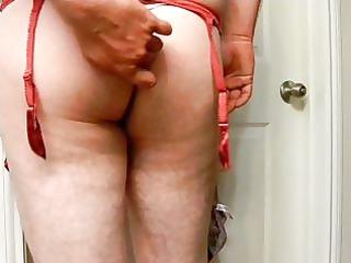 mi modeling my friend wife pants