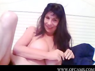 elektra lamour - large boobs mature boned