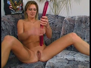 german amateur milf toyed and screwed in her