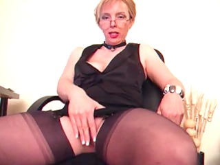 mother id like to fuck in nylon nylons
