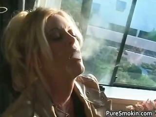 golden-haired milf with huge juggs doing part5