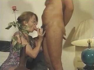 french mother i sucks his knob and receives