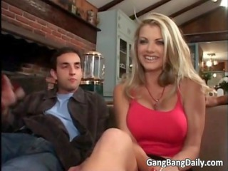 super hawt blonde mother i with big love bubbles