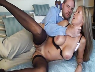 whorish golden-haired mother i in sexy darksome