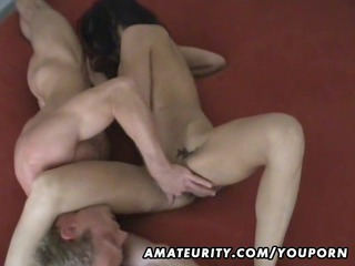 breasty older wife homemade hardcore act
