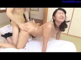 busty mother i screwed by juvenile lad cum to