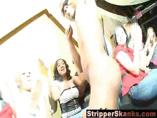 stripper cums, d like to fuck gets crazy