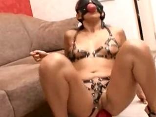 juliana grandi two cocks in her ass
