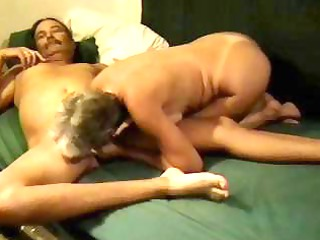 mature golden-haired nympho dilettante eats his