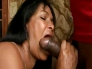brazilian mother i hot gazoo and engulfing on big