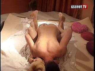 blonde aged loves sex