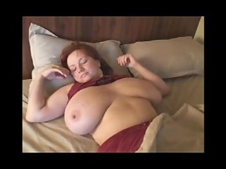 a redhead big beautiful woman mother i with giant