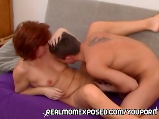 youthful rod pleasing anal older