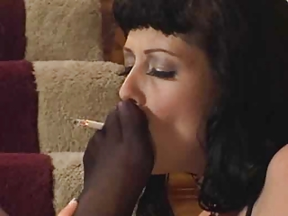 smoking sexy milf fetish fun
