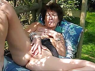 example nasty british granny