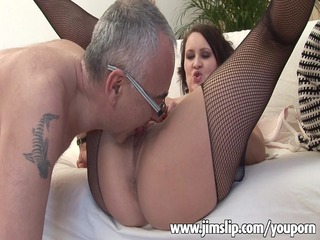 horny english angel getting her bawdy cleft filled