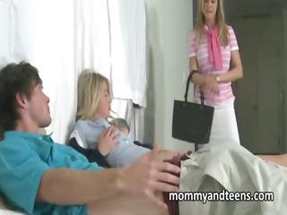tasty mother i brandi love join juvenile pair