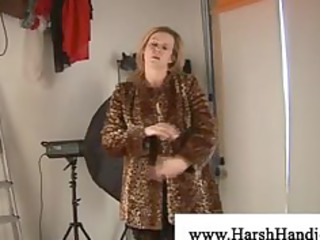 lascivious mature golden-haired lady wants cock