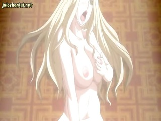 breasty hentai milfs delighting ramrod