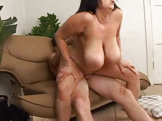 fucking mamas boobs and snatch