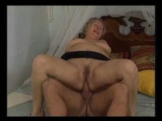 enjoyable granny hard fucked