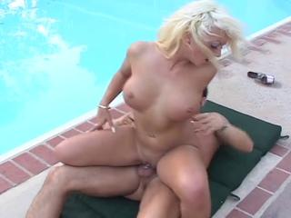 spunk starving golden-haired momma wet crack