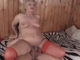 52 year old euro-granny
