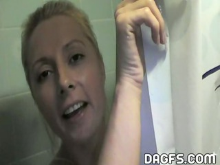 shower fun with russian mother i daria