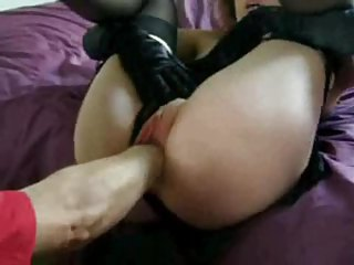 wife fisted pt1