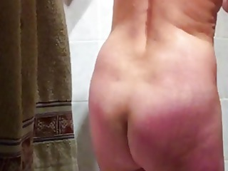 hidden livecam naked wife in the shower part2